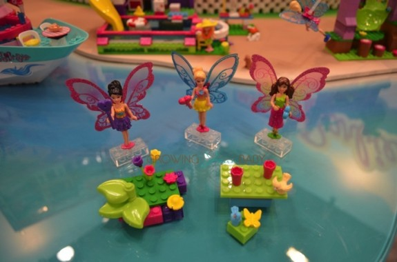 MEGA Bloks Barbie's Fairy Adventure