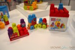MEGA Bloks First Builders Learning Cube