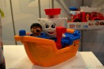 MEGA Bloks First Builders Pirate Ship Pat