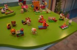 MEGA Bloks Hello Kitty Deluxe asst sets