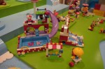 MEGA Bloks Hello Kitty Splash N Swim Park