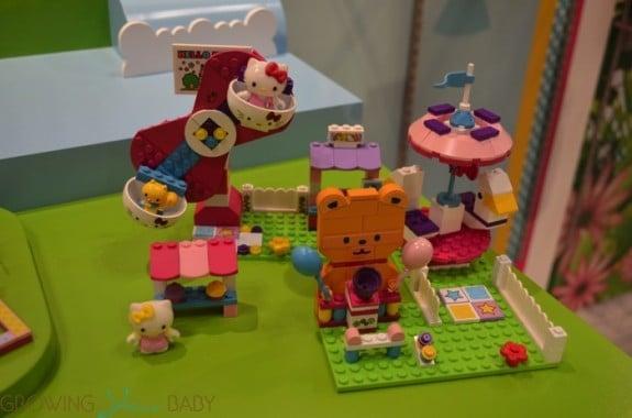 MEGA Bloks Hellp Kitty Fun At The Fair
