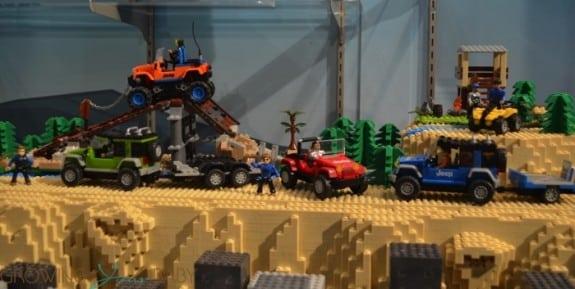 MEGA Bloks Jeep Off Road Adventure