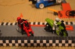 MEGA Bloks Rip Cord Racer - Motorcycles