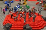 MEGA Bloks Super Megaforce minifigs