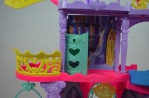 MLP Princess Twilight Sparkle's Rainbow Friendship Kingdom - second floor