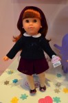 Mademoiselle Corolle Coquette Redhead Doll