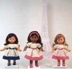 Mademoiselle Corolle Vanilla Coco Doll