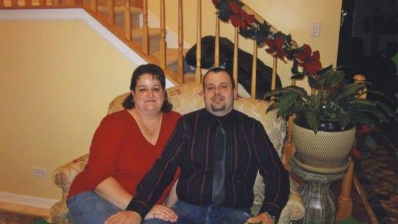 Mark and Tracy Dziekanski