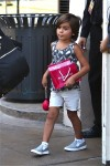 Mason Disick leaves a party at American Girl in LA