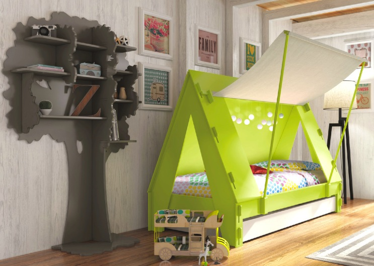 Mathy By Bols - tent bed