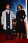 Matthew McConaughey on the red carpet with wife Camila Alves