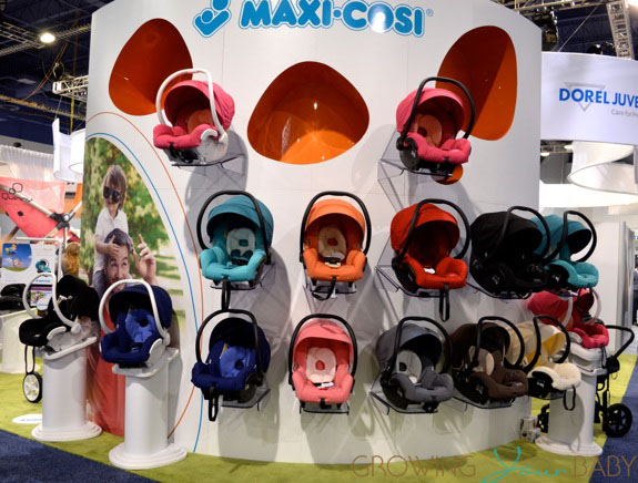 Maxi Cosi Mico AP all colors and accents