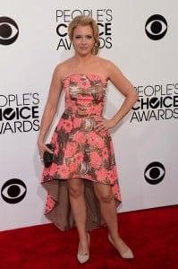 Melissa Joan Hart - 40th annual People's Choice Awards
