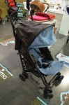 Mima Bo Stroller with denim flair pack