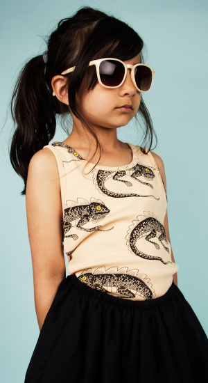 Mini Rodini S:S 14 Mini Zoologist