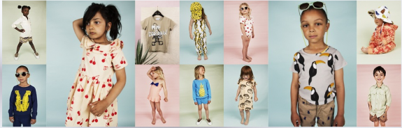 Mini Rodini S:S 14 collection