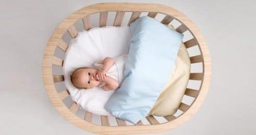 Miniguum infant bed