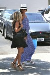 Mom-To-Be Stacy Keibler steps out in LA
