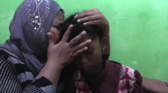 Mom reunited with daughter who was swept away by the tsunami in 2004