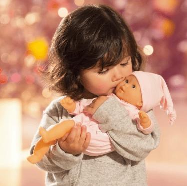 Mon Premier Bebe Calin Charming Pastel Baby Doll