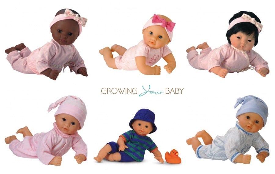 mon premier bebe calin collection growing your baby. Black Bedroom Furniture Sets. Home Design Ideas