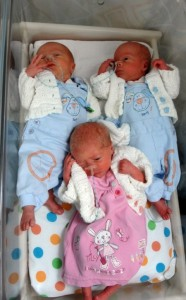 Mother-in-Law Midwife Steps In To Help Deliver Her Triplet Grandchildren