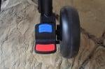 Mountain Buggy Nano - foot brake