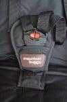 Mountain Buggy Nano - harness buckle