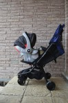 Mountain Buggy Nano - travel system