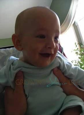 My Smiley baby