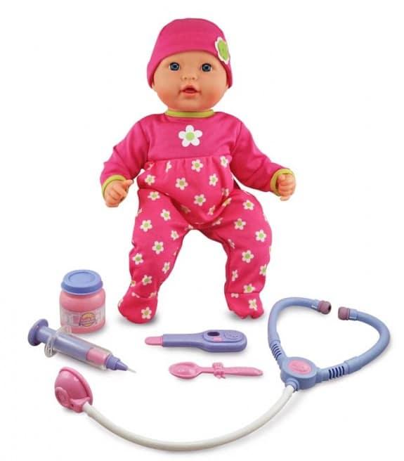 My Sweet Love Cuddle Care Doll kit