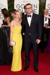 Naomi Watts and Liev Schreiber - 72nd annual Golden Globe Awards