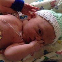 Rare Condition Rips Baby Kyden's Mother Away during Delivery