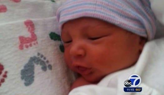 Newborn Marcello  Urrutia