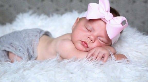 Newborn amari Krueger