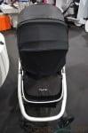 Nuna Ivvi Luxx Stroller - front canopy down