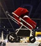 Nuna Ivvi Luxx Stroller - red