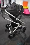 Nuna Ivvi Luxx Stroller  - side profile