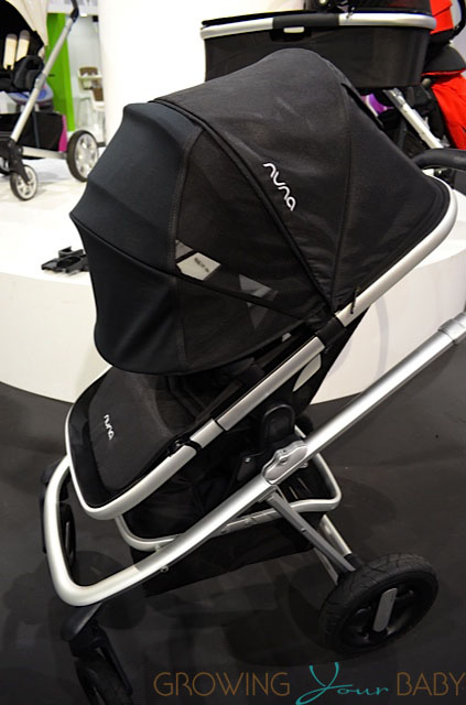 Nuna Ivvi Luxx Stroller