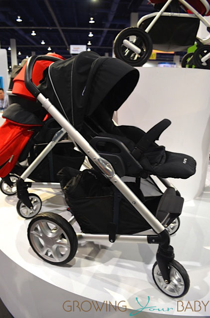Nuna Mixx stroller Stroller - black