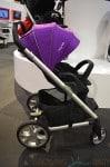 Nuna Mixx stroller Stroller - purple