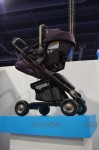 Nuna Pepp stroller with infant seat