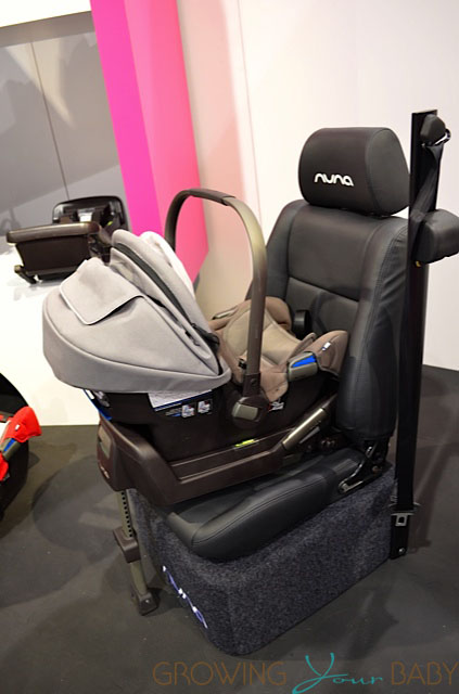 abc kids expo new for nuna 2014 growing your baby. Black Bedroom Furniture Sets. Home Design Ideas