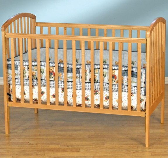 Nursery-in-a-Box Crib