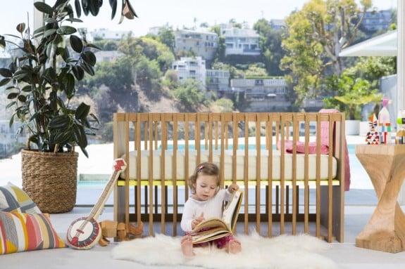 NurseryWorks highlight crib