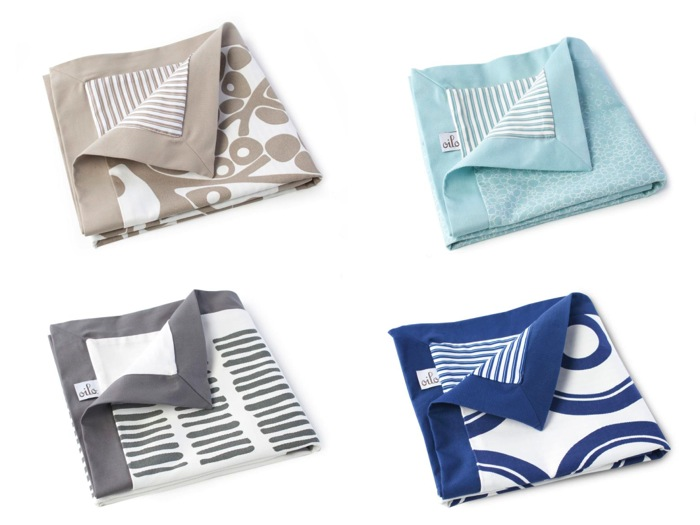 Oilo Play Blankets
