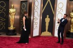 Olivia Wilde and Jason Sudeikis - 86th Annual Academy Awards