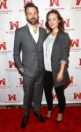 Olivia Wilde and fiance Jason Sudeikis at the 2014 Ms