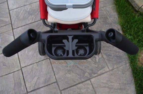 Orbit Baby G3 Stroller - cupholder